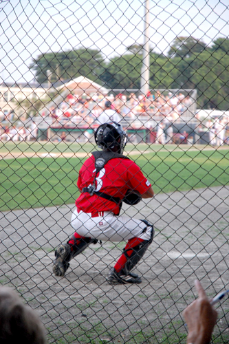 catcher Cape Cod Baseball League (CCBL)
