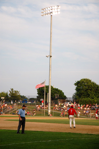 field Cape Cod Baseball League (CCBL)
