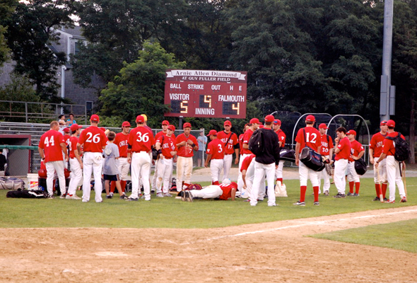 team Cape Cod Baseball League (CCBL)