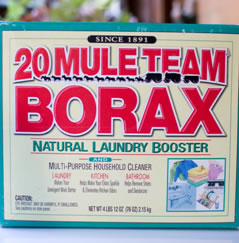 borax Green Cleaning