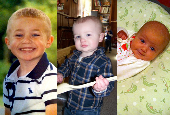3kids Blog for a Cause   Childhood Cancer