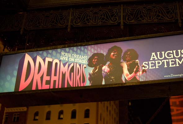 DGsign We Are Dreamgirls!