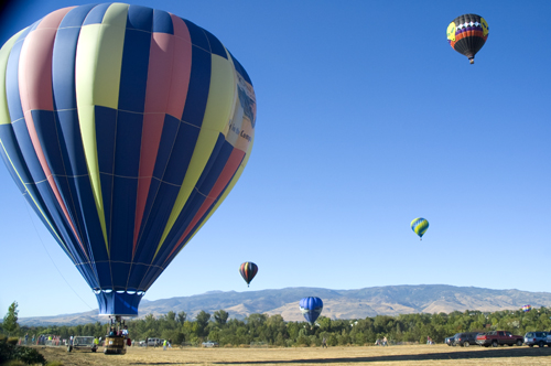 Reno Hot Air Balloon Races