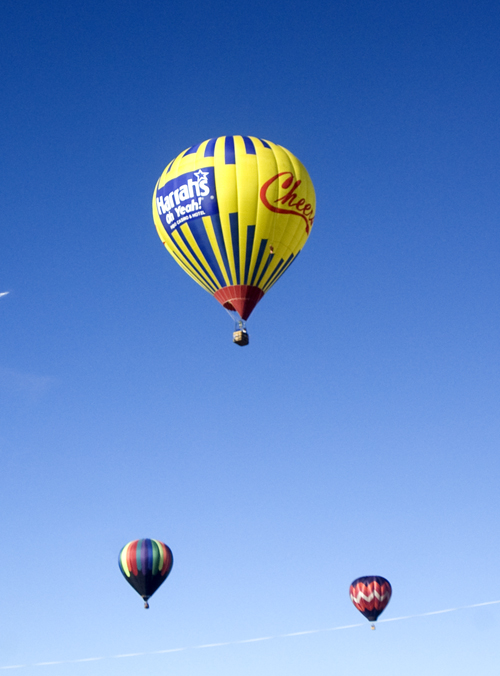 ballharrah The Great Reno Balloon Race