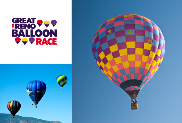 The Great Reno Balloon Race