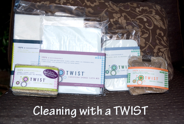 twistclean Green Tip Tuesday   Cleaning with a Twist