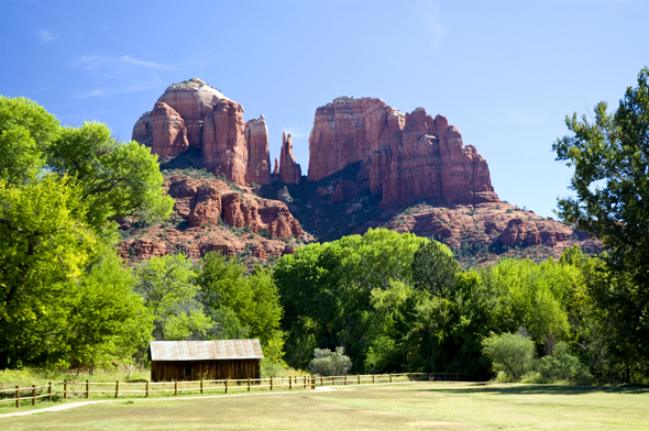 Cathedralrock Cathedral Rock in Sedona Arizona