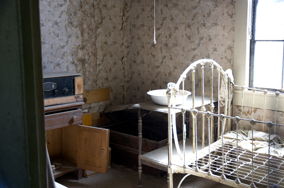 bodbed Bodie – Wild West Ghost Town