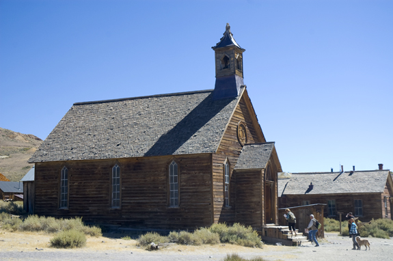 bodchurch Bodie – Wild West Ghost Town