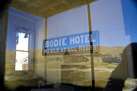 bodhotelin Bodie – Wild West Ghost Town
