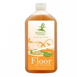 greenirenefloor 300x300 Green Tip Tuesday   Green Cleaning Giveaway WINNER
