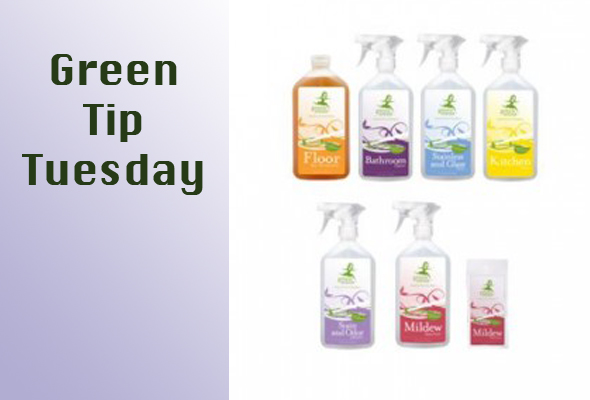 gttuesgrirene Green Tip Tuesday   Green Cleaning Giveaway WINNER
