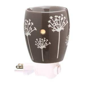 Scentsy Plug in Warmer in Taro Design