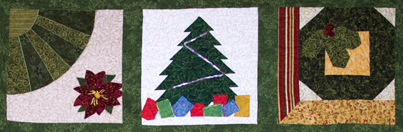 chquilt2bar The Christmas Quilt