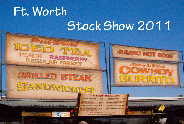 stockmain Ft. Worth Stock Show