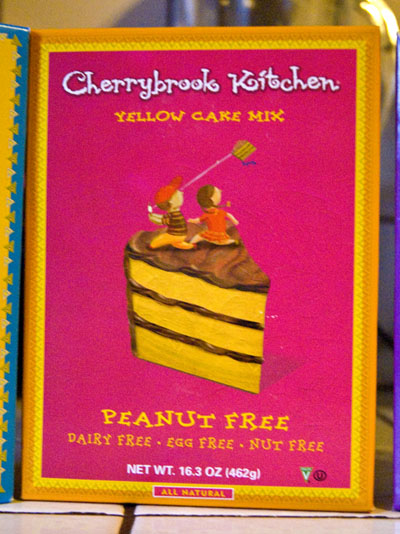 cherrybrook kitchen cake mix yellow cherrybrook kitchen yellow
