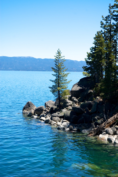 TD1 14 Tahoe   Rubicon Trail to Emerald Bay Hike