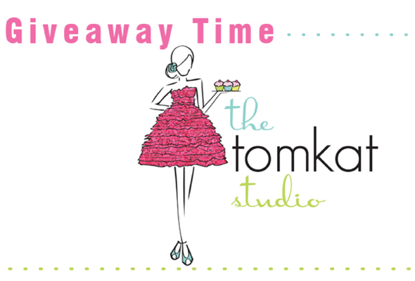 tksmain Giveaway   The TomKat Studio