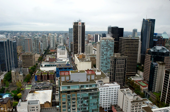 Vancouver 3 of 6 Vancouver from Up High