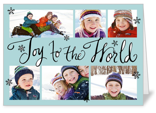 STATIONERYCARD FOLDED 5x7 27142 4022 MERCHLARGE FRONT v1313122421000106994 Shutterfly Holiday Card Giveaway