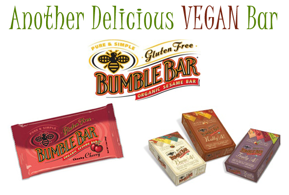 bumble bar Vegan Snack   Bumble Bar