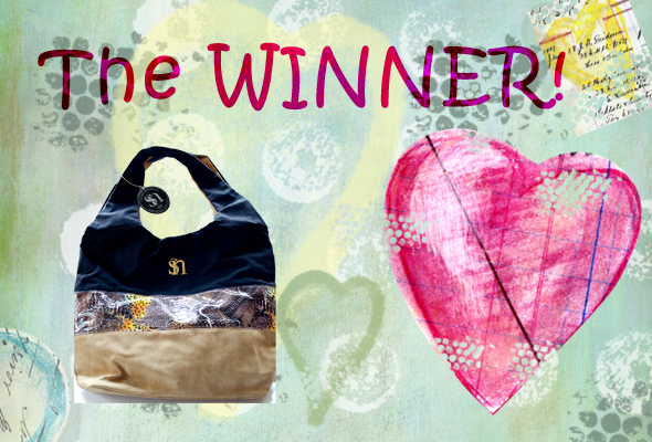 winnercollage Vegan Handbag WINNER!