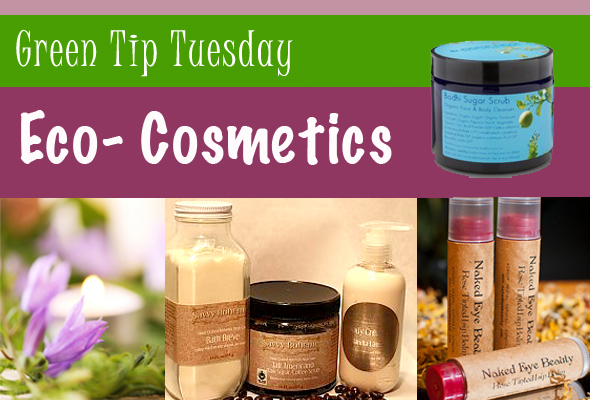 gttuesecocos Green Tip Tuesday   Eco Cosmetics