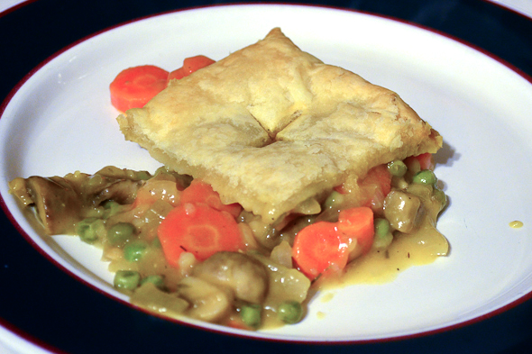mpotpie 14 of 16 Meatless Monday   Mushroom Potpie