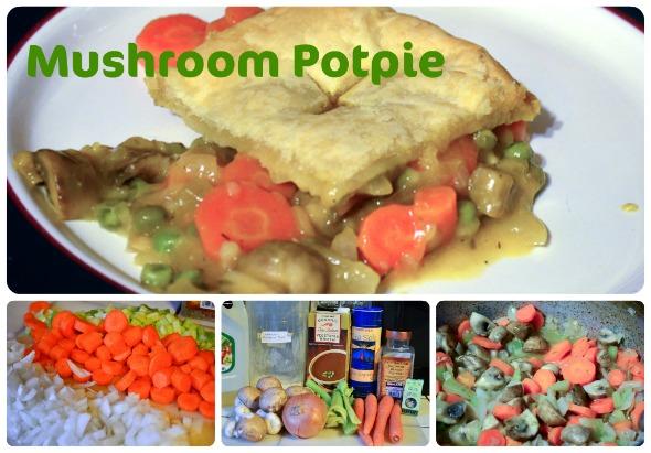 mpotpiemain Meatless Monday   Mushroom Potpie