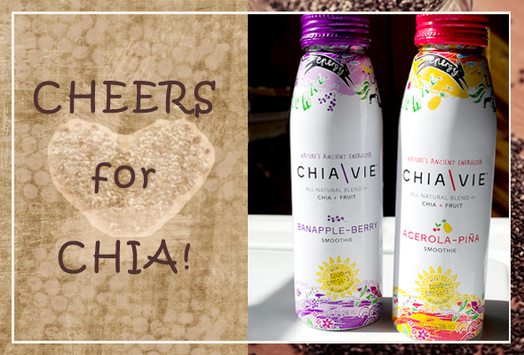 Chia Vie drink