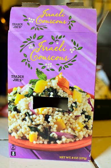 cous 3 Couscous, Black Bean & Corn Salad