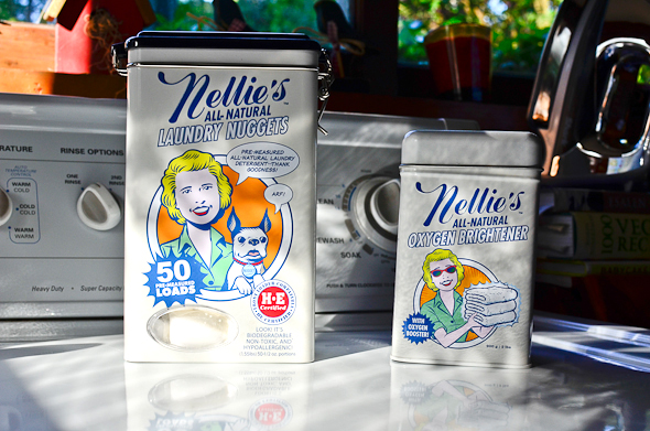 nellie Green Tip   Nellies Laundry Products Giveaway