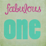 fabone Fridays Fabulous Five!