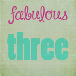 fabthree Fridays Fabulous Five!