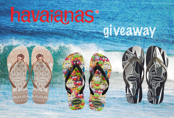 havmain Havaianas Sandals   Summer Giveaway!