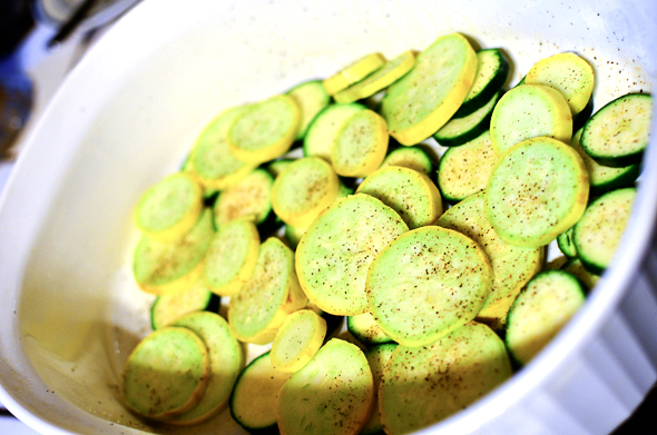 sqzucc 4 Simple Summer Dish   Squash & Zucchini