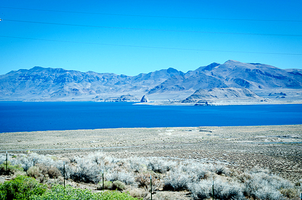 pyrlke Wordless Wednesday   Pyramid Lake
