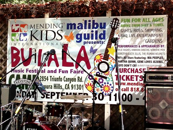 bulala Busy Times   Recent Malibu Trip