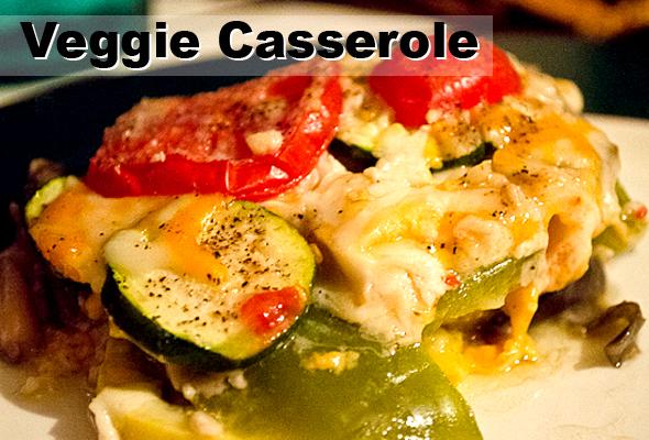 eggplmain Meatless Monday   Eggplant Casserole
