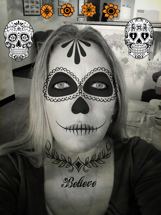 Day of the Dead Jen