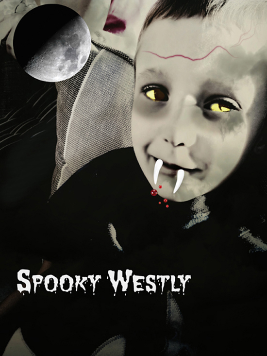 westly Halloween Picture Fun