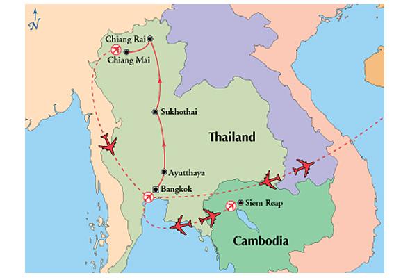 thaimain Our Thailand Trip
