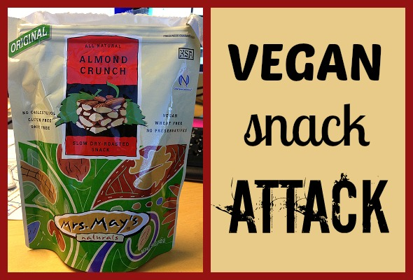 almcrmain Vegan Snack ATTACK