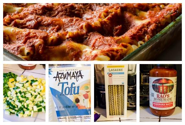 veganlasagnamain Vegan Lasagna (with Tofu)