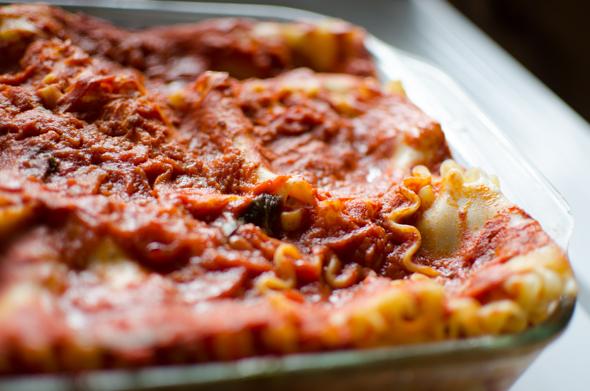 veglasagna 12 Vegan Lasagna (with Tofu)