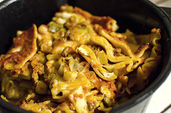 veglasagna 20 Vegan Lasagna (with Tofu)