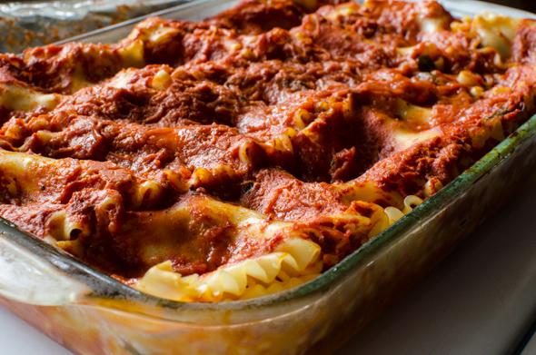 veglasagna 9 Vegan Lasagna (with Tofu)